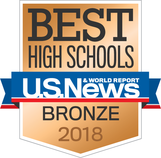 Best High Schools Bronze 2018